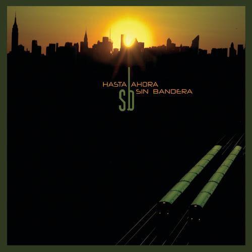 I'm listening to Sera by Sin Bandera on Pandora