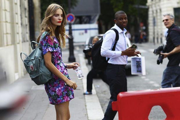 backpack street style streetstyle kanken 1