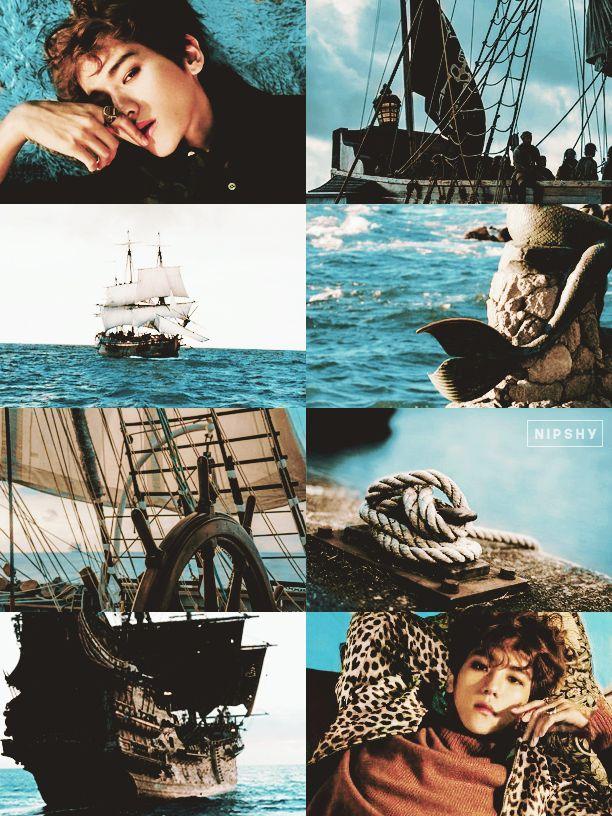 pirate aesthetic | Tumblr | Dark mermaid, Pirates, Pirate boy