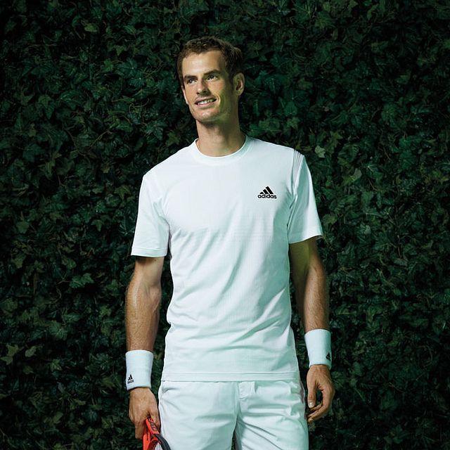 Andy Murray Wimbledon 2013 adidas outfit