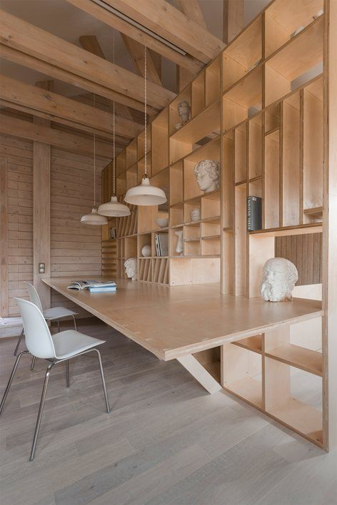 Workroom architects, Moscow, 2015 - Ruetemple