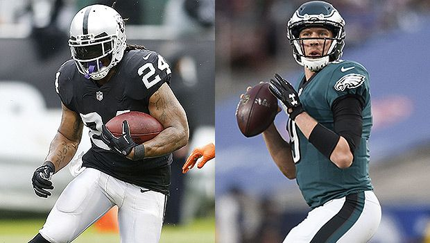 Oakland Raiders Vs. Philadelphia Eagles: Watch The Holiday NFL Game Online