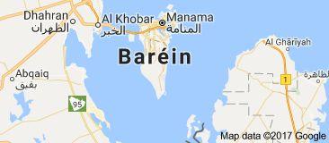 El #Mapa de #Bahréin o #ReinoDeBaréin (nombre oficial en la nomenclatura de la #ONU)