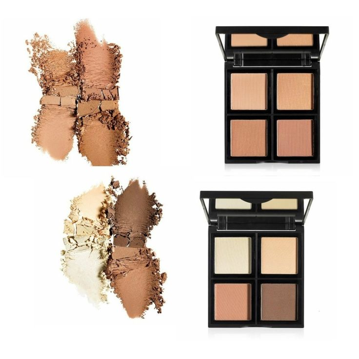 New ELF Contour & Bronzer Palettes - Logical Harmony