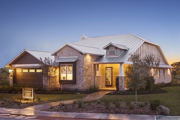 Sitterle Homes At Rancho Sienna Offers Low Maintenance