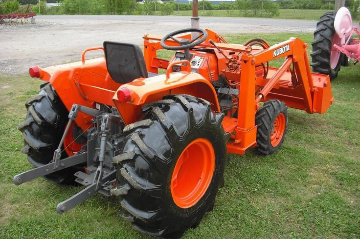 KUBOTA TRACTOR B 8200 Owners Manual | eBay