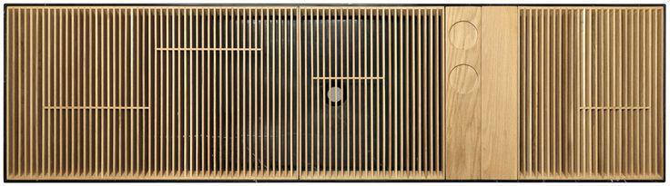 Formas lineales y absolutas. Colección Piano di Posa diseñada por Vittorio Longheu para #Pibamarmi.