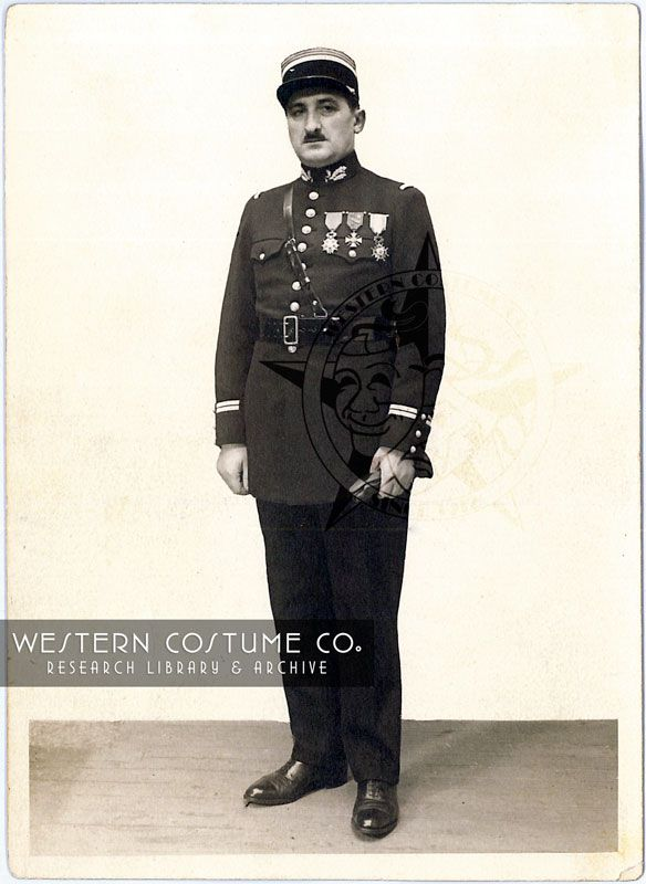 Paris Police: Chief inspector, 1933. From the Western ...