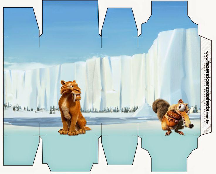 Mejores 45 imágenes de la era de hielo en Pinterest   Glaciación ...