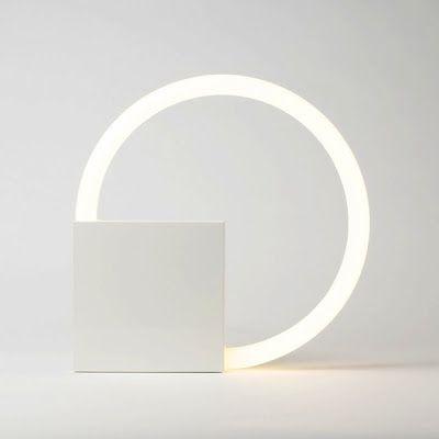 Lights: Cirkellamp TC6 Table Lamp by Aldo van den Nieuwelaar