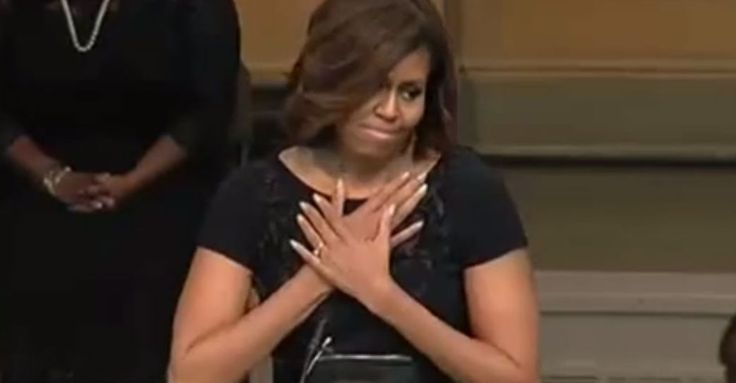 It Was Supposed To Be Sad, But Michelle Obama's Speech Made Me — And Millions Of Women — Feel Great