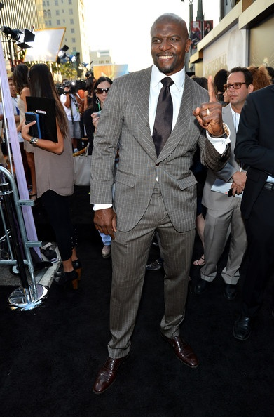 """Terry Crews Photo - Premiere Of Lionsgate Films' """"The Expendables 2"""" - Red Carpet"""