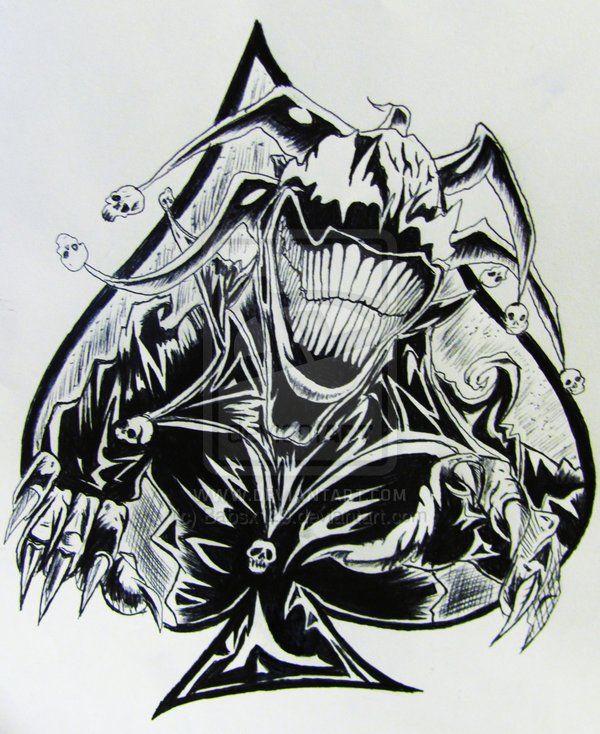wicked jester art | Wicked Jester. by ~Darxen on deviantART