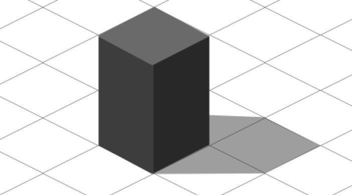Как сделать сетку в изометрии в Photoshop (Isometric grid)
