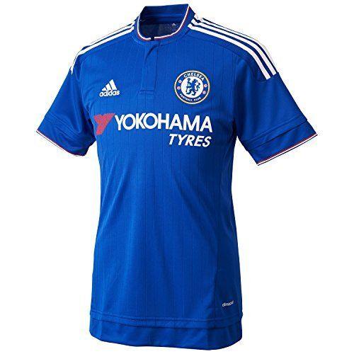 adidas Chelsea Fc Domicile Maillot manches courtes Homme Blue/White/Power: Il reste loyal à la tradition et inspiré du look des années 80,…