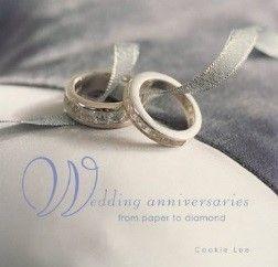 Book - 'Wedding Anniversaries from Paper to Diamond'