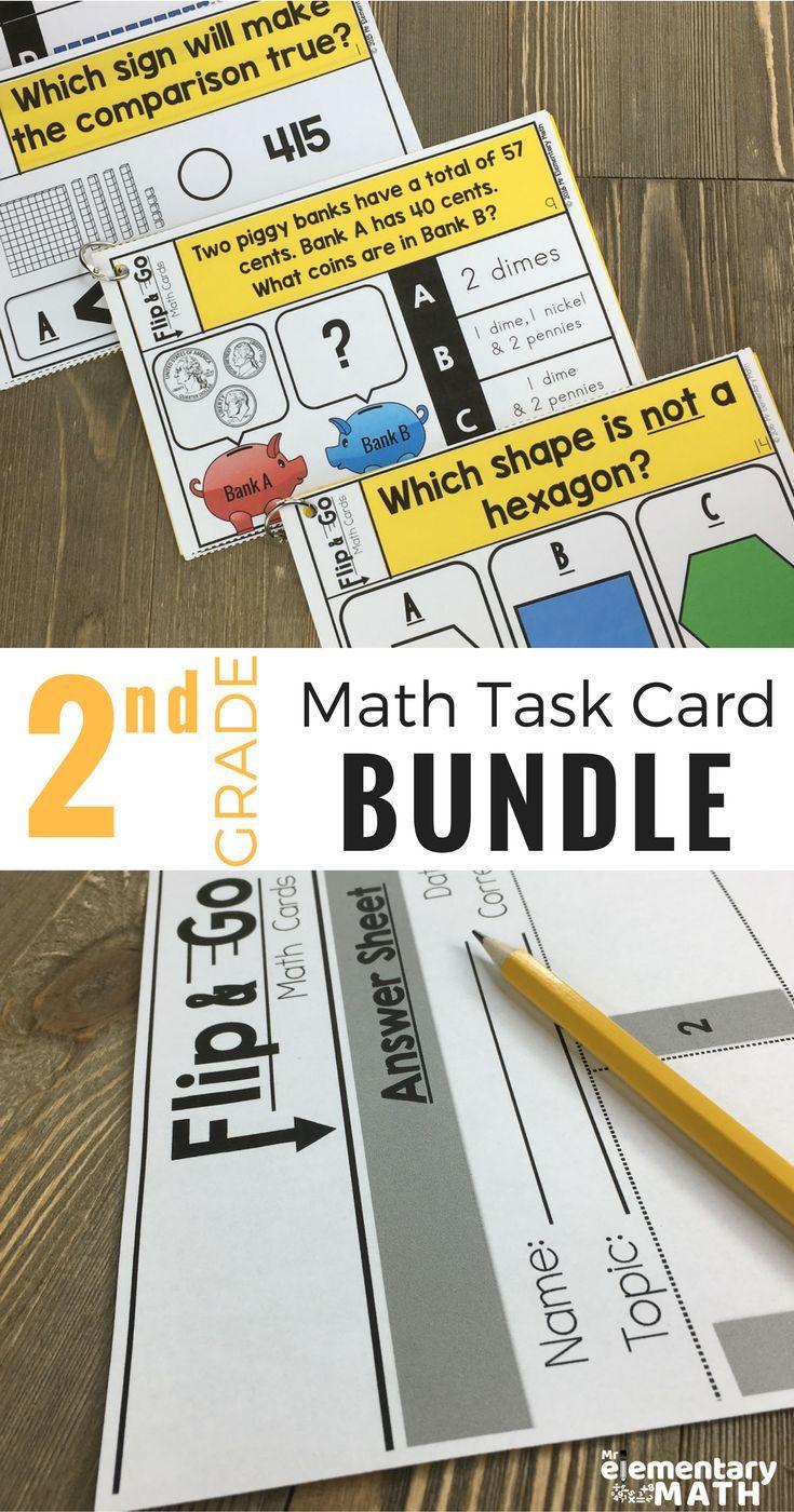 The 221 best 2nd Grade Math images on Pinterest   4th grade math ...
