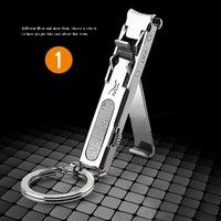 Description Item Type: Clipper Color: Silver Material: Stainless Steel Size: App 6cm x 1.2cm Ov