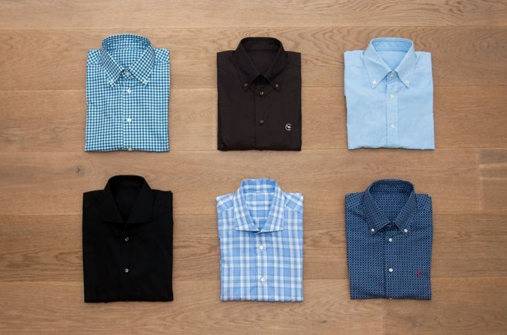 Dark or link? Design your shirt with the fabric you like most. Try our configurator http://www.marchettiatelier.com/prodotto/camicia/