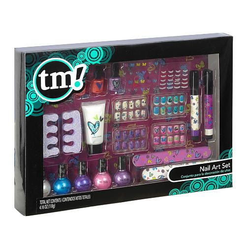 Toys For Girls Age 16 : Tm nail art set edgy kid and toys r us