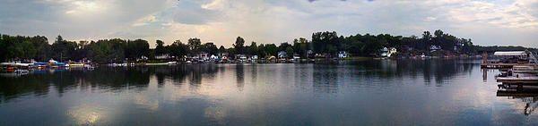 Magician Lake, Dowagiac, Michigan. http://fineartamerica.com/featured/rush-hour-in-the-neighborhood-greg-kopriva.html