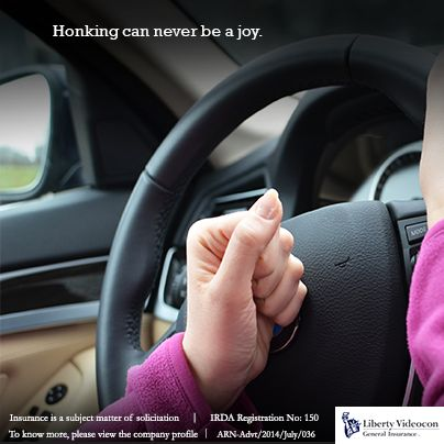 There are potentially hundreds of Driving Joys. But honking can never be one of those. Tell us your #DrivingJoys