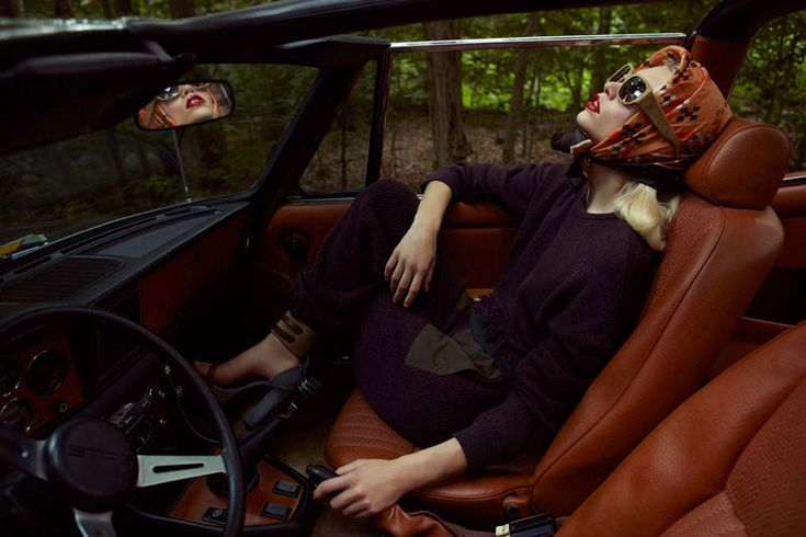 Aline Weber by Yelena Yemchuk for AnOther Magazine F/W 2011