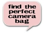 The most comprehensive list of Designer Camera Bags on the internet.
