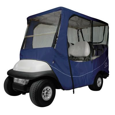 "Classic Accessories Fairway Travel Golf Cart Enclosure - Long Roof: ""Travel… #GolfClubs #GolfDrivers #GolfIrons #GolfPutters #GolfHybrids"