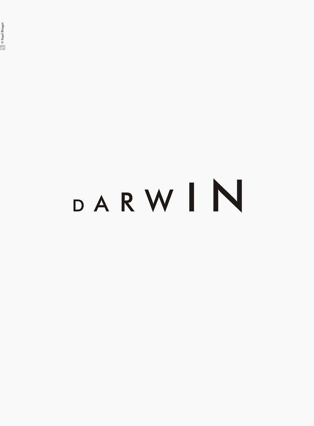 Darwin. Wonderful, Inspiring Minimalist Science Posters - BuzzFeed Mobile
