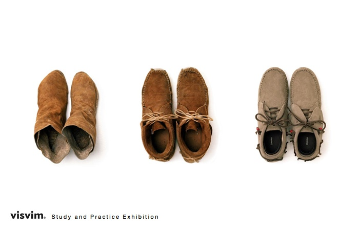 visvim. Study and Practice Exhibition.