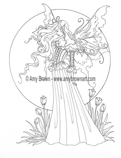 374 best amy brown images on Pinterest  Amy brown fairies Brown