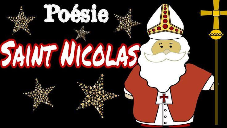 Poésie🎅🏻 Saint Nicolas de Pierre Coran🎅🏻