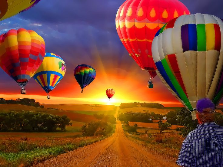 17 Best Images About Hot Air Balloons On Pinterest Glow