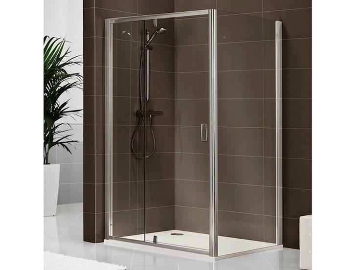 Cabine de douche rectangulaire en cristal DUKESSA-S 3000 - DUKA