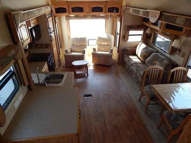 Recreational Vehicle  rv  2007 CEDAR CREEK CEDAR CREEK 30LSTS  Rear living  room used fifth wheel for sale  Come visit Rick  39 s RV. Best 25  Jayco dealers ideas on Pinterest   Vintage man cave ideas