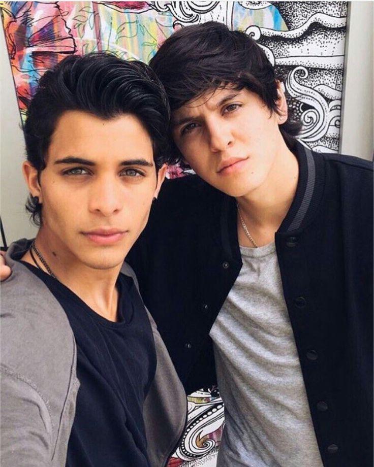 Erick y Chris!
