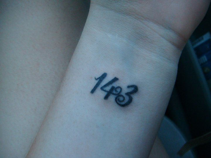 Don't like the way it's written, but love the meaning. 143  <3