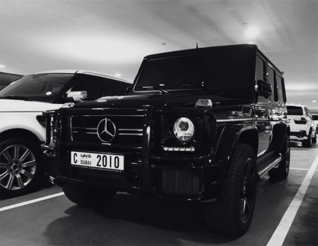 #Lease a Mercedes-Benz G63 AMG with Premier Financial Services.