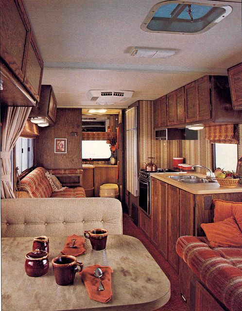 1979 Winnebago Rv Inspiration Pinterest Rv Van Life