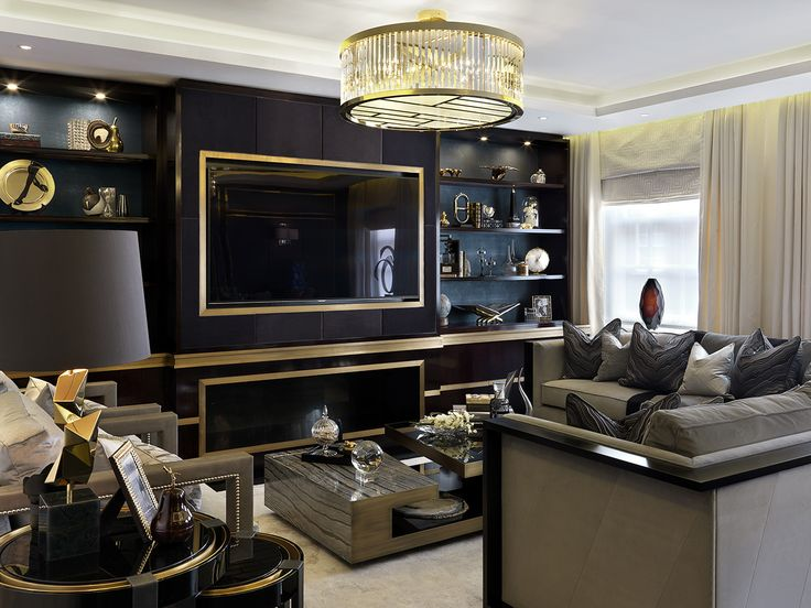 Ordinaire 10 Luxury Living Room Decoration By Katharine Pooley