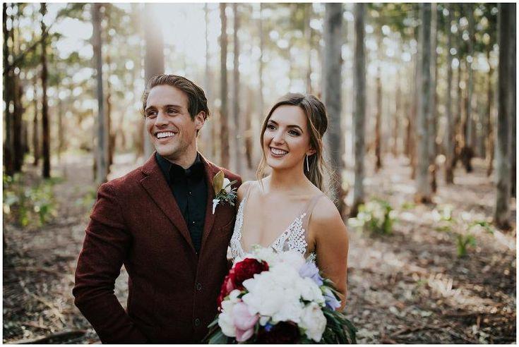 Black Brewing Co Wedding - Yallingup Wedding Photographer