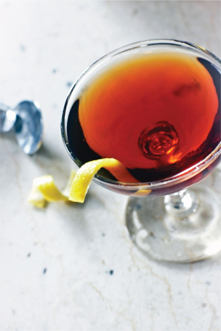 Martinez Cocktail. | DRINK | Cocktails | Pinterest