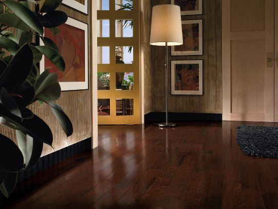 cherry sangria hardwood floors by armstrong