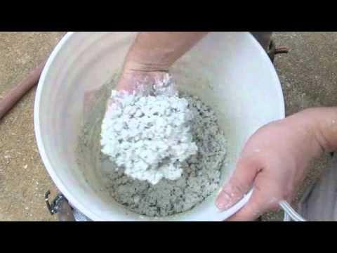 DIY live rock / coral inserts for saltwater aquarium