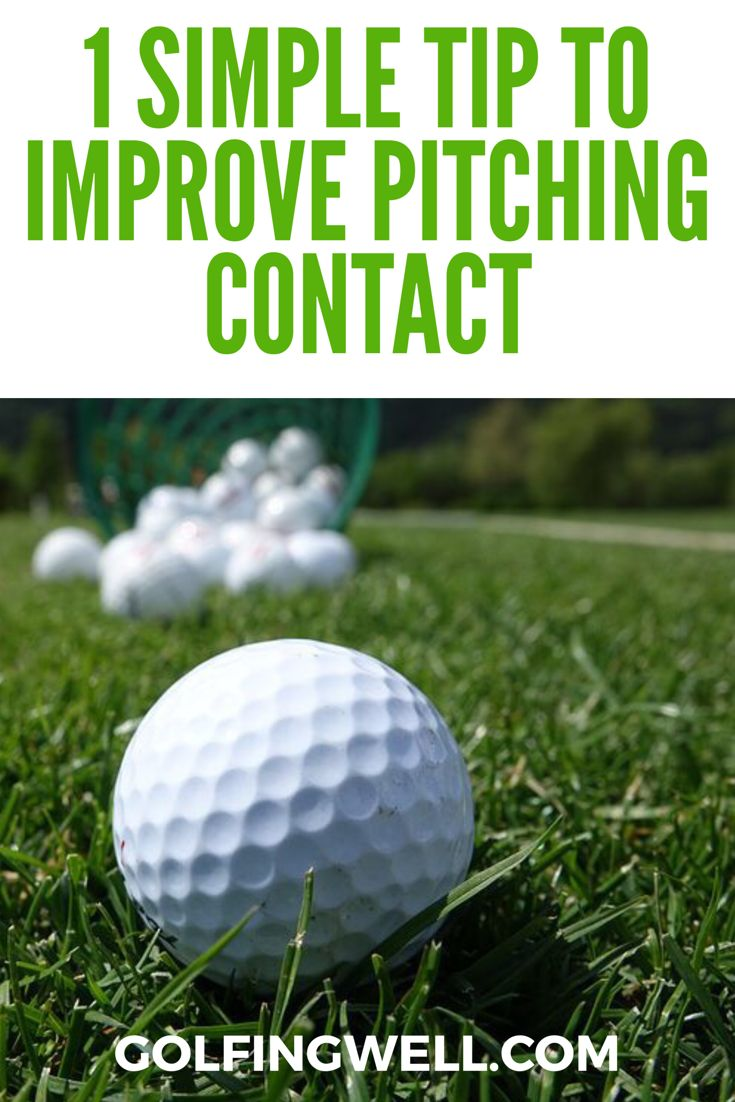 Today I have for you some great short game advice from Jeff Richmond who is the Director of Instruction at ConsistentGolf.com. The advice he shares below may seem contrary to the short game advice you've been given in the past but listen to what he says and then give it a try. #golf #golftips