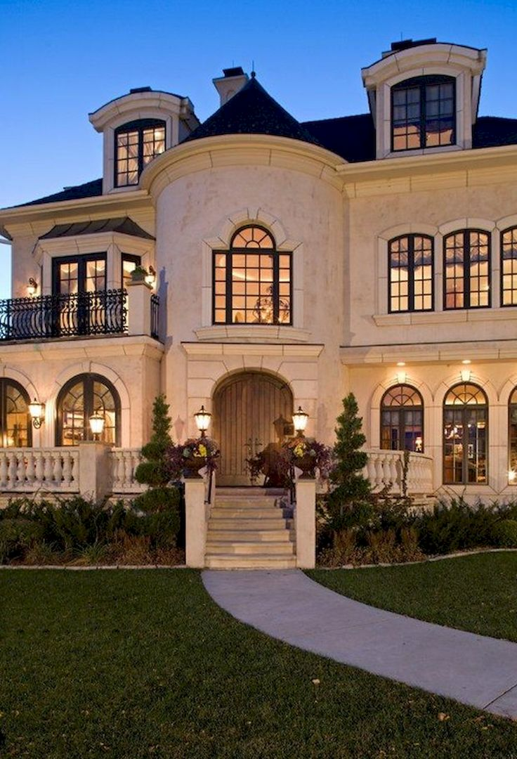 Beautiful Exterior Home Design Trends: Best 25+ Modern Castle Ideas On Pinterest