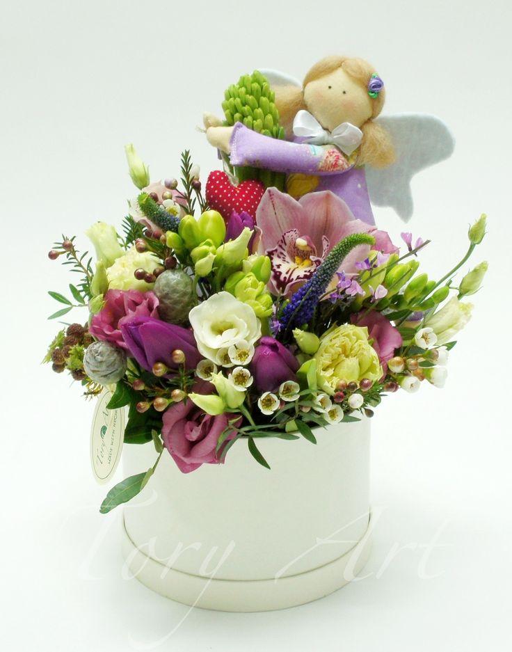 Букетик для ребенка, магазин цветов