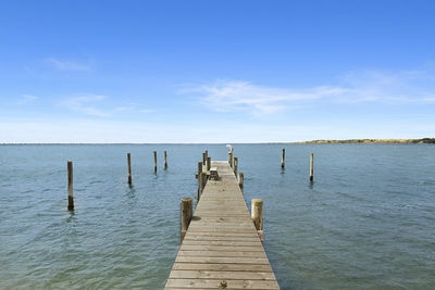 Your own private dock, Hamptons.