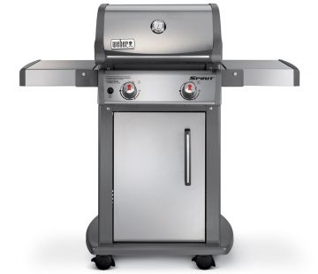 Compact and affordable, the Weber Spirit® S-210™ gas grill features a smaller footprint and a sleek new style for a great value with all the essential features.
